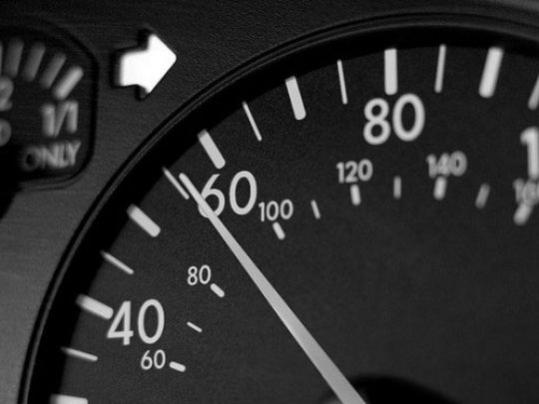 Выбирай безопасную скорость!