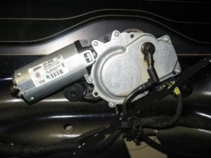 VW T5 моторчик стеклоочистителя