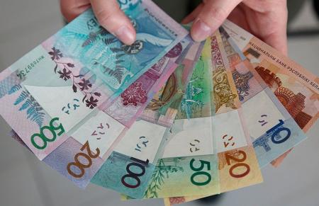 Белорусский рубль подорожал ко всем валютам корзины