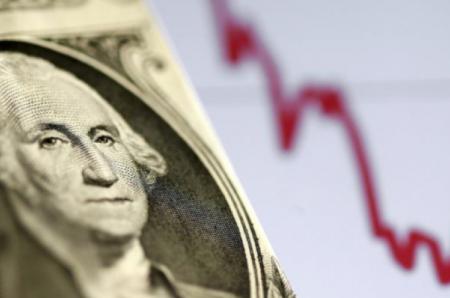 Доллар дешевеет, российский рубль и евро принялись расти. Курсы валют на сегодня