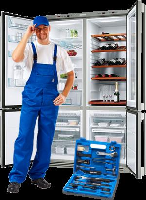 Профессиональный ремонт холодильников, морозильников отечественного и импортного производства.