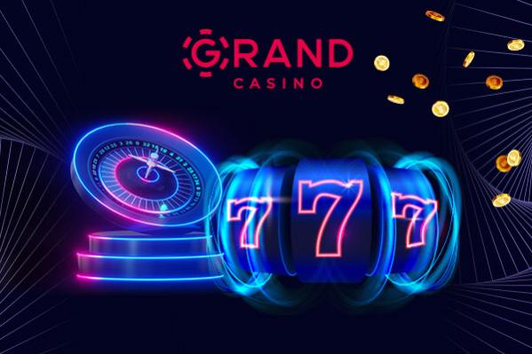 Бесплатные игровые автоматы grandcazino как выносить деньги из казино