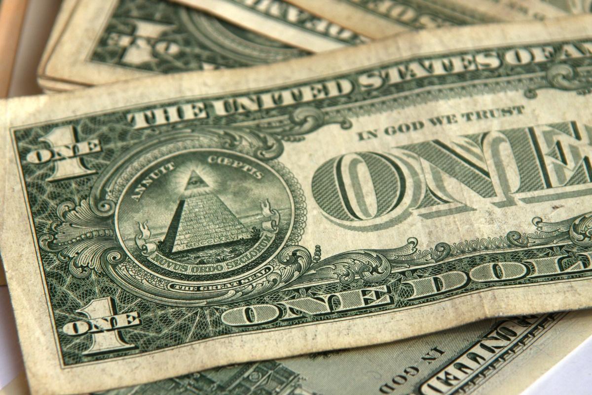 Разрешение картинок на деньгах