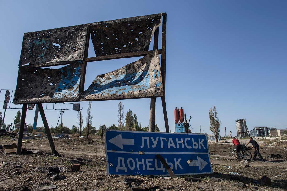 Оккупированный Донбасс превращается в колонию России