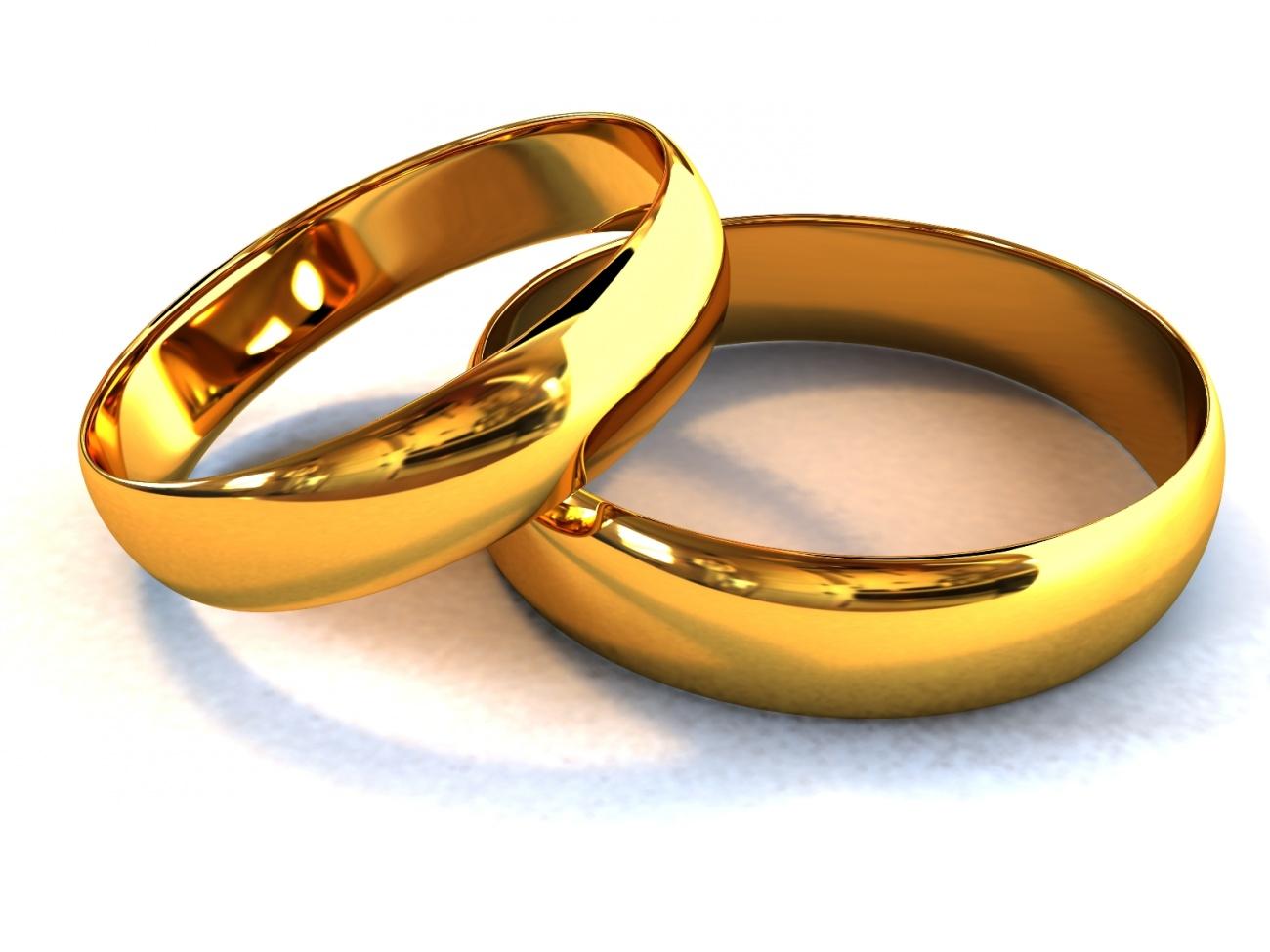 Почему кольца обручальные должны быть гладкими