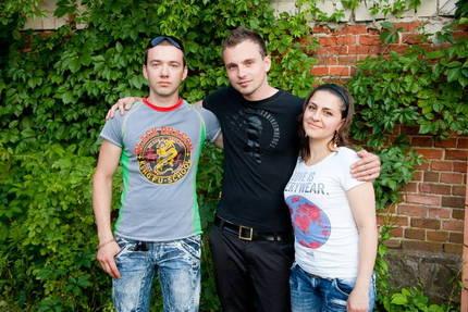 Звёзды в Бобруйске