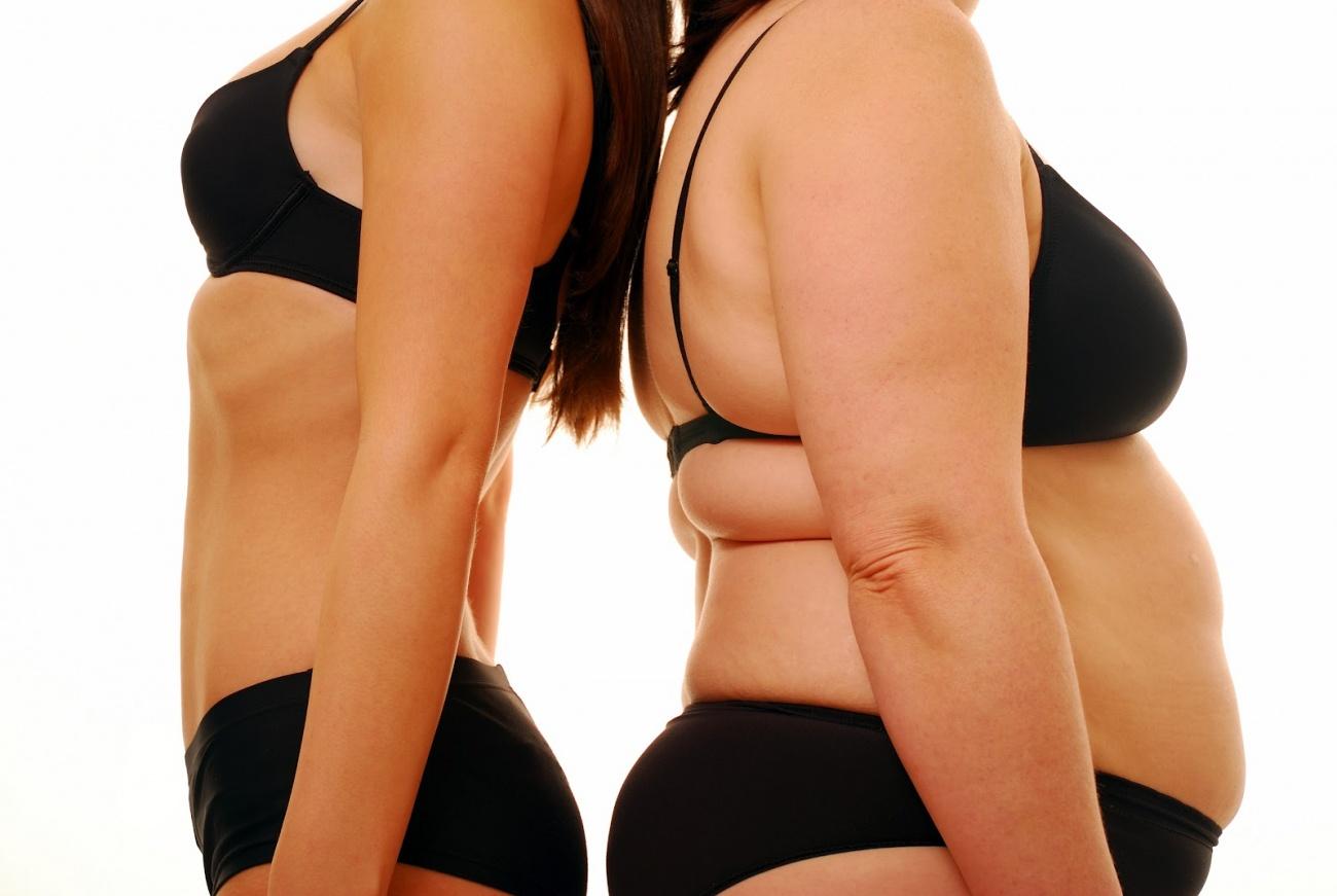Как сделать из толстого человека худого