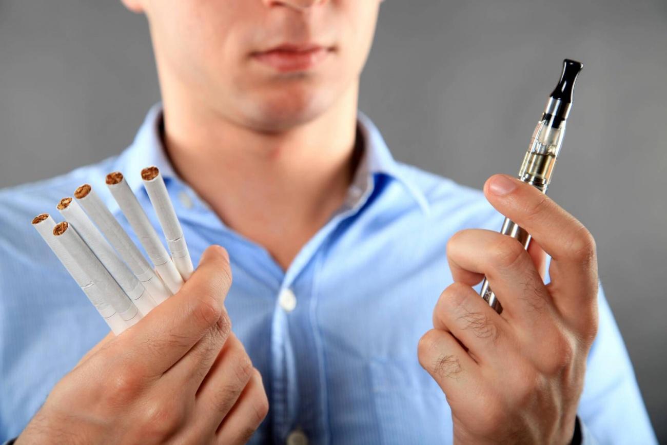 a comparison of e cigarettes and regular cigarettes