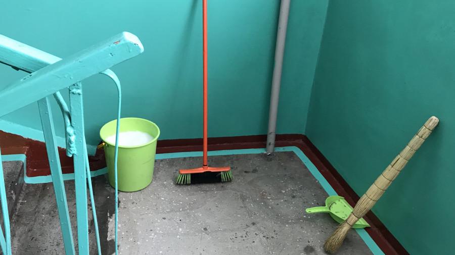 Периодичность уборки подъездов и мытья лифтов установило министерство ЖКХ  :: Бобруйск - Официально