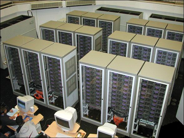 Суперкомпьютер для научного сопровождения строительства АЭС в Беларуси Бобруйск - Новости - Интернет