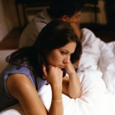 Воздержание от секса у женщины